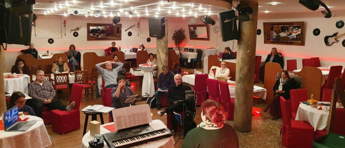 Probe im Music Club Aschheim
